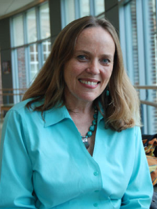 Carol Davis (Photo Credit, Franklin & Marshall College)