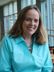Carol Davis (Photo Credit, Franklin & Marshall College)