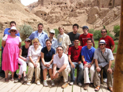 """Past participants of """"Wittenberg in China"""" Program"""