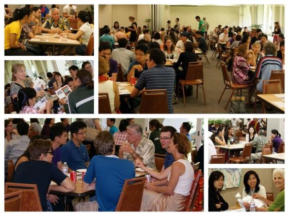 EWCA Luncheon with New EWC Students