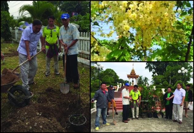 Vientiane-Collage